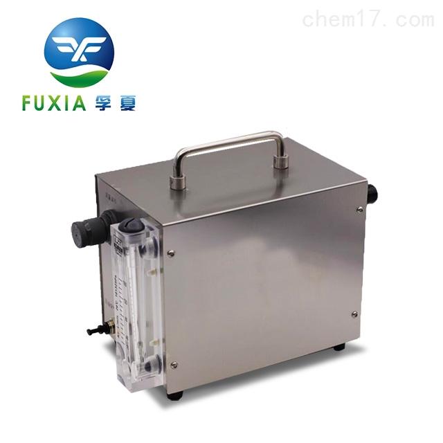 壓縮空氣采集器配浮游菌采樣器