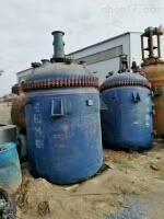 回收3000搪瓷反应釜回收二手3000搪瓷反应釜价格行情