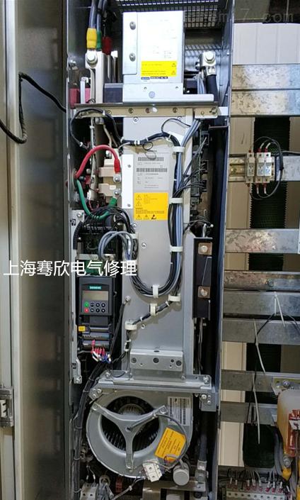 西门子变频器启动就报过电流-当天修复故障