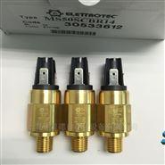 伊莱科ELETTROTEC隔膜式压力控制器/开关