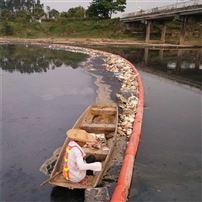FT20100邵阳河道漂浮垃圾拦截水面浮体