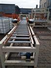 600河北水泥基匀质板机械设备与切割锯设备