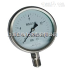YE-150B不锈钢膜盒压力表 0-1Mpa