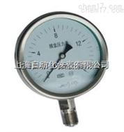 YE-150BYE-150B不锈钢膜盒压力表 0-1Mpa