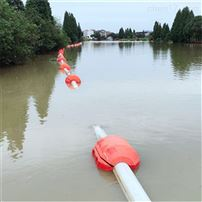 FT5080运河清淤排泥管道浮筒
