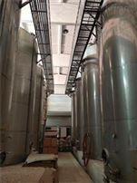 上海二手60吨60立方不锈钢储罐