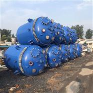 回收化工厂停用二手搪瓷反应釜
