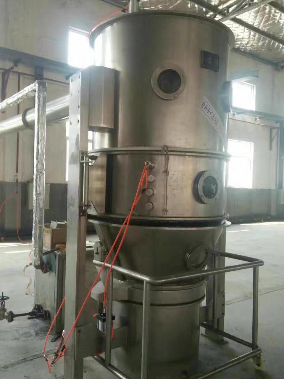 二手沸腾造粒机回收二手沸腾造粒机
