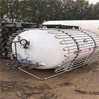 回收闲置低温液体储罐