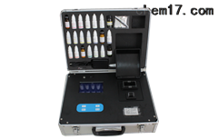 JC-SC-2聚创环保便携式水质快速检测箱