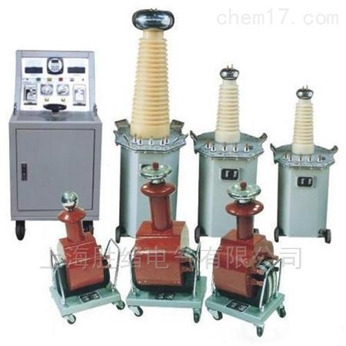 油浸式试验变压器YHTB-5KVA/50KV