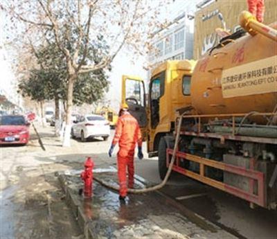 下水道清淤疏通24小时服务管道非开挖修复