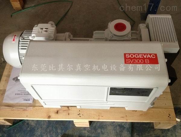 全新萊寶SV300B旋片真空泵現貨銷售
