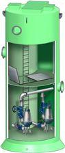 地埋式一体化预制泵站原理
