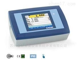 3590ET触摸屏称重显示器外接扫描枪
