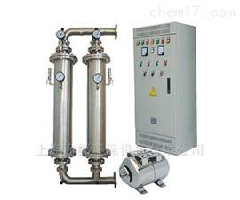 无负压静音管中泵供水设备