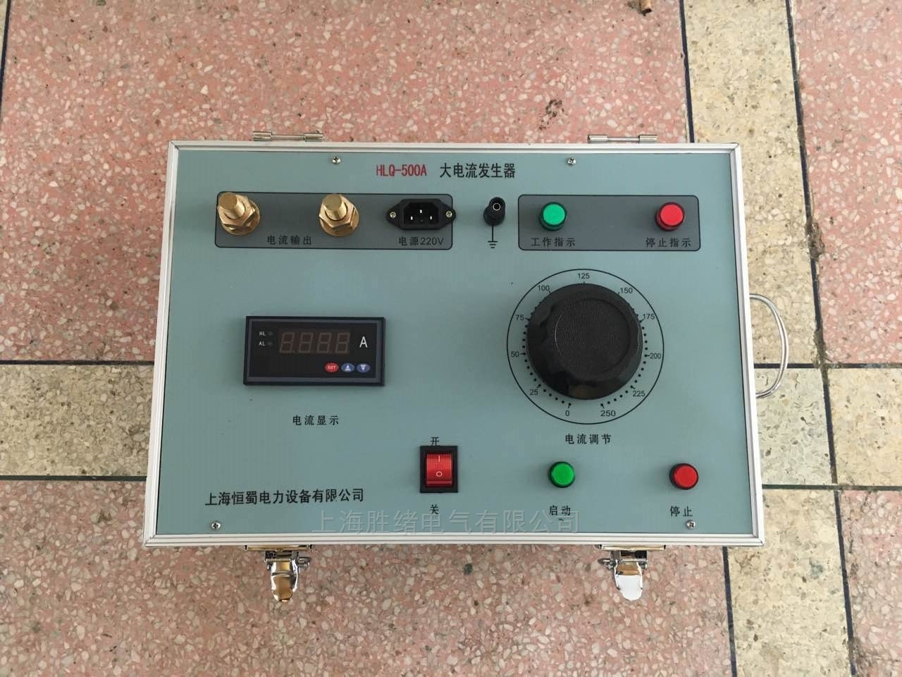 SX-智能型大电流发生器
