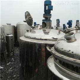 公司转让二手3吨5吨搪瓷反应釜