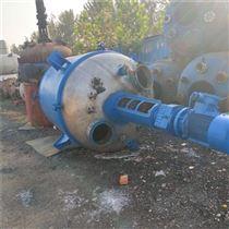 回收二手不锈钢电加热反应釜