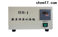 HH系列-2电热恒温水浴锅