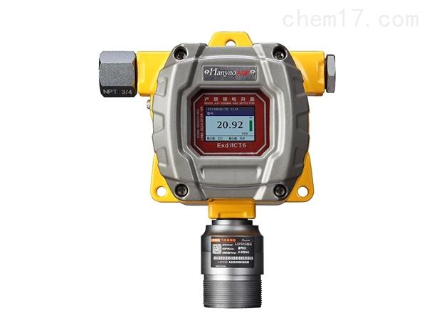 在线式氧气气体探测器
