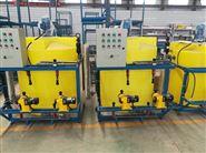 广西钦州三箱一体加药装置设备选型