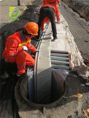 CIPP翻转内衬法整体管道非开挖修复