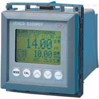 6309PDT美国JENCO任氏在线式pH计、DO、温度分析仪