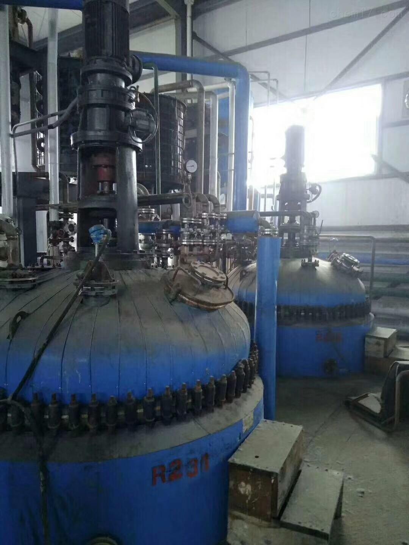 回收搪瓷反应釜全国回收二手搪瓷反应釜