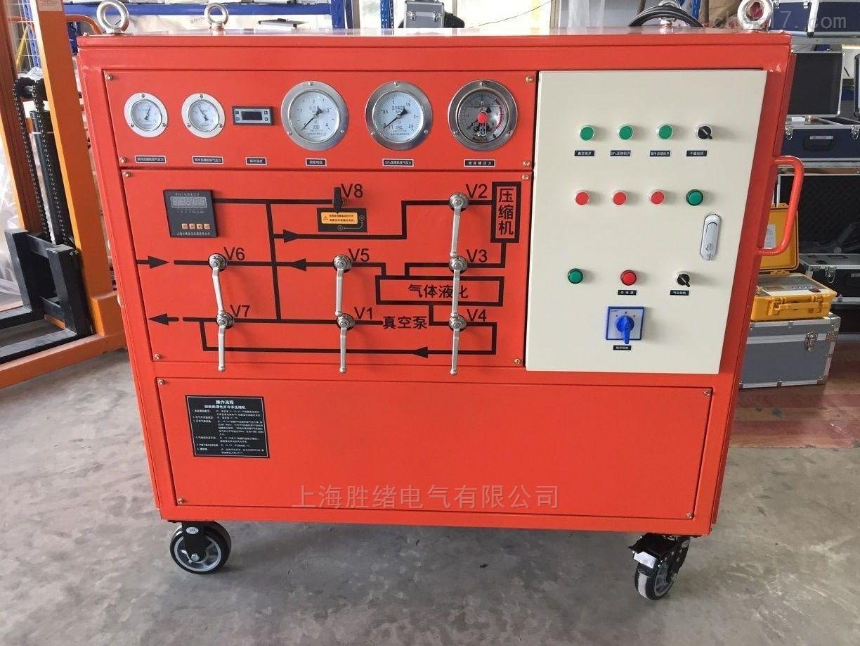 气体抽真空充气装置制造厂家