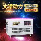 TOTO25新款25千瓦汽油发电机
