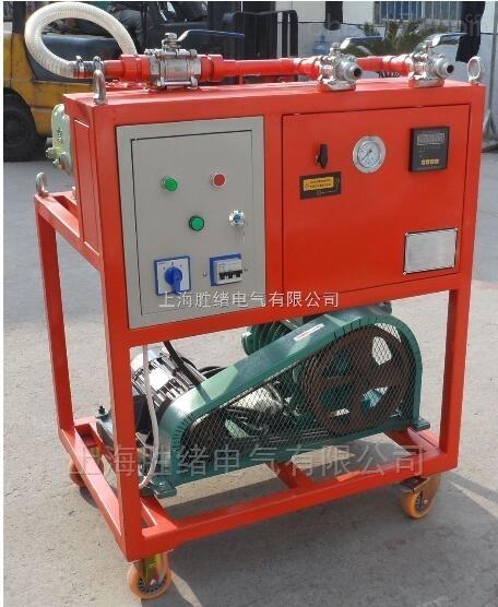 JYV-BSF6气体抽真空充气装置