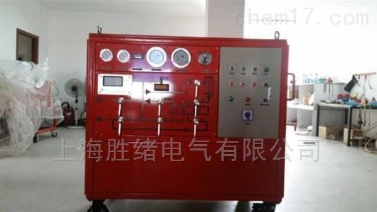 SX-2000 SF6气体抽真空充气装置