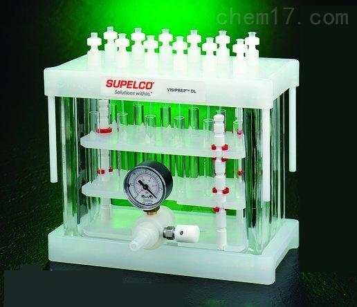 12管Supelco固相萃取裝置