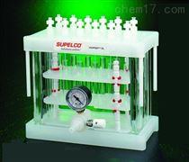 固相萃取裝置12管Supelco固相萃取裝置