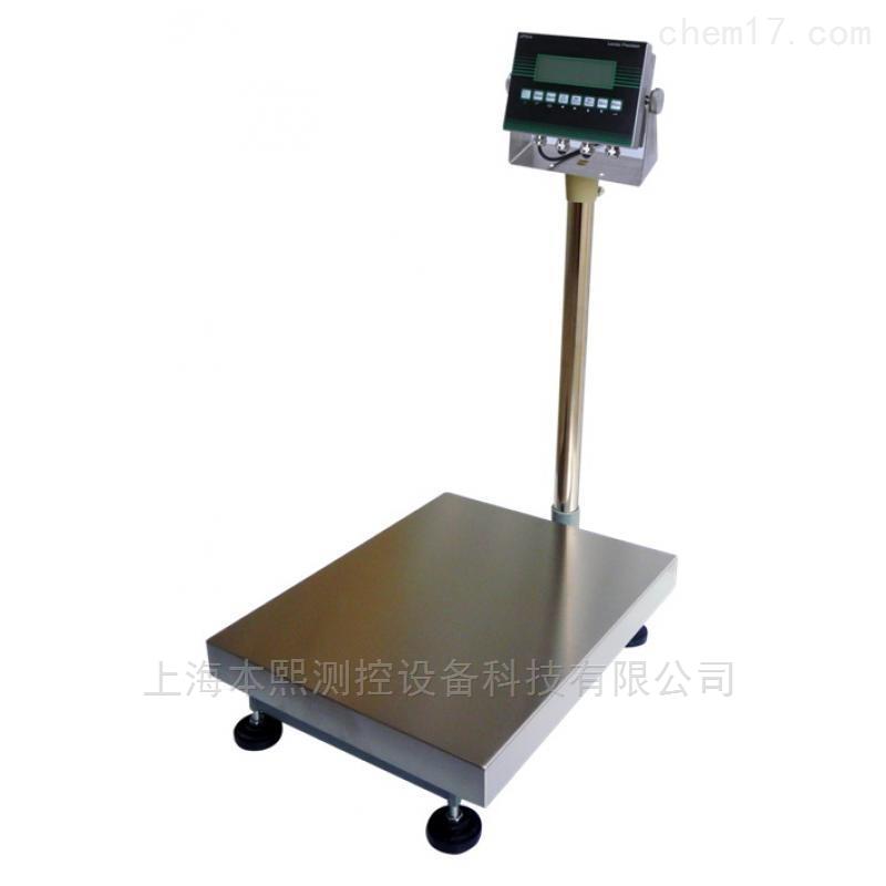 150kg上海全不锈钢防爆工业台秤价格