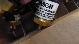 NASON压力开CF系列技术资料 NASON授权代理