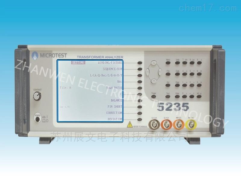 台湾益和变压器测试仪5235