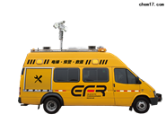 全国首台黑科技EFR电梯预警救援车
