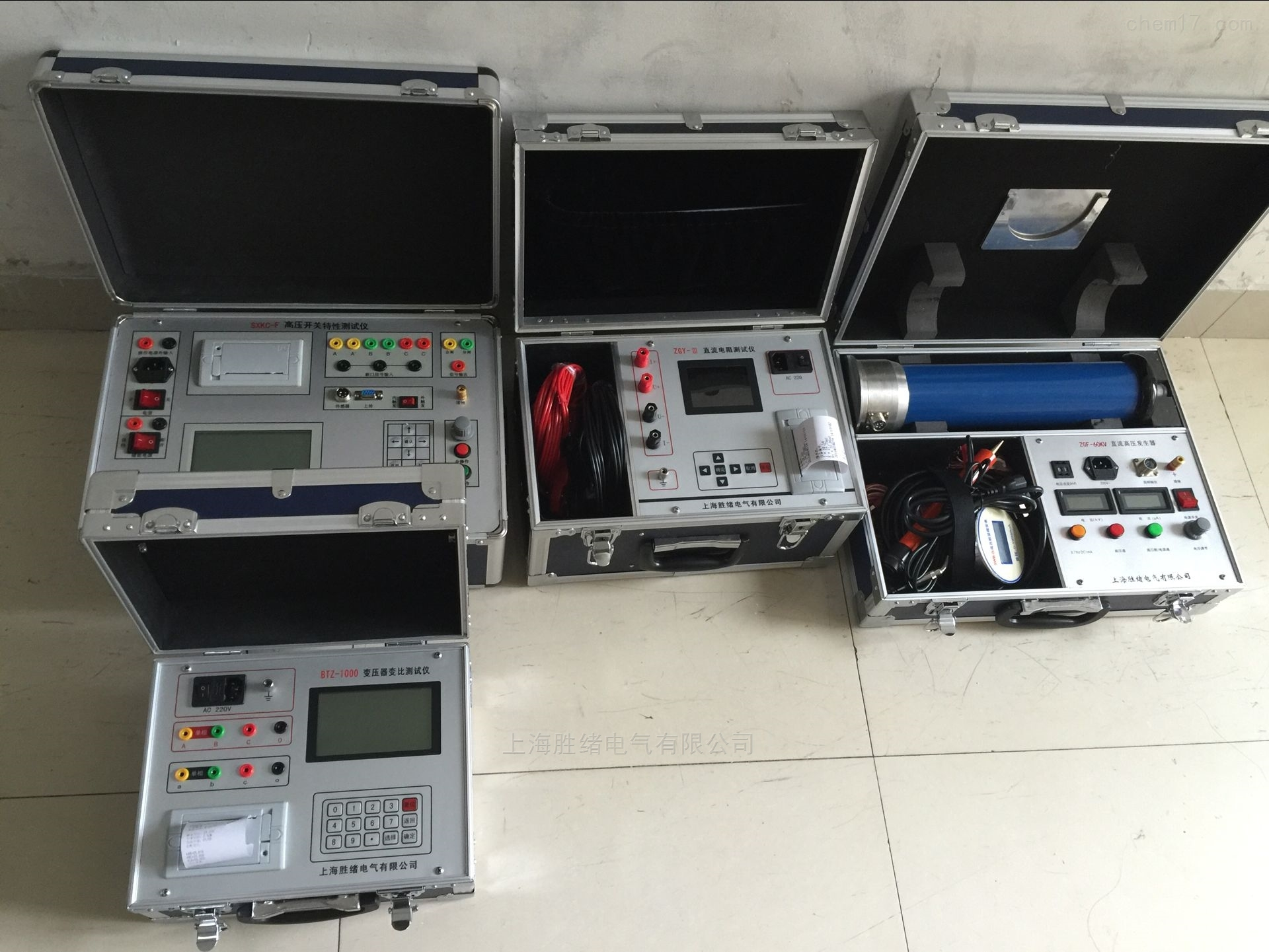 SX-三相变比组别测量仪