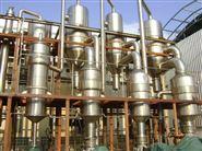 常年出售二手mvr三效6吨节能蒸发器