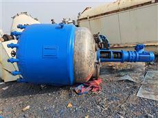低价出售二手2吨不锈钢反应釜