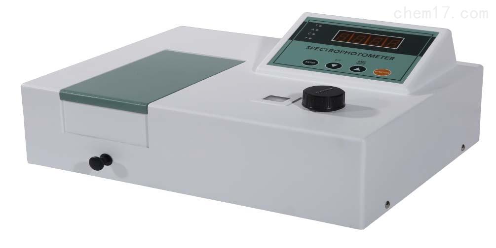上海析谱721可见分光光度计(配热敏打印机)