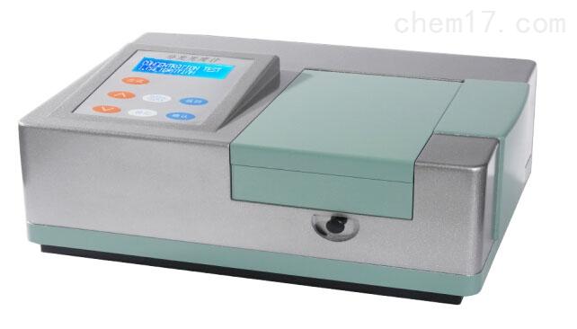 上海析谱752型全自动紫外可见分光光度计