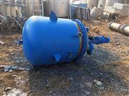 二手2吨搪瓷反应釜