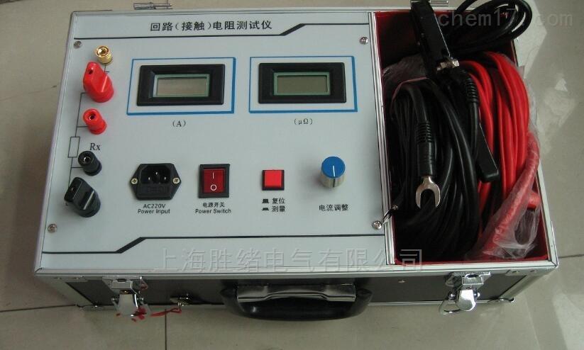 TD-100A回路电阻测试仪