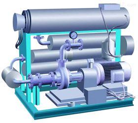 YWS天然气导热油炉