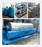 高价回收油漆厂260-405型三辊研磨机