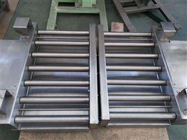 TCS流水线操作75kg电子称-输送带滚轮的电子秤