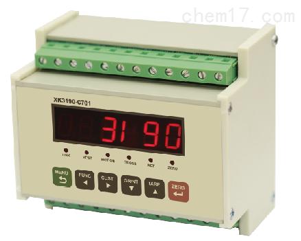 XK3190-C702称重控制仪表